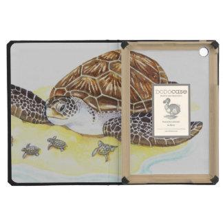 Sea Turtle and Babies iPad Mini Retina Case