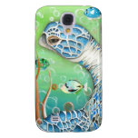 Sea Turtle and Fish Case-Mate HTC Vivid Tough Samsung Galaxy S4 Covers