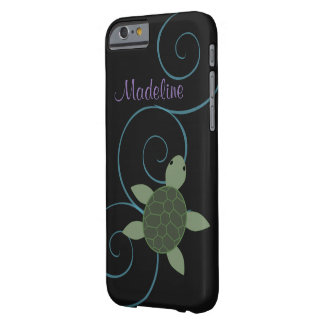 Sea Turtle Barely There iPhone 6 Case