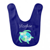 Sea Turtle Bib