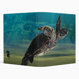 Sea Turtle By RyuNeko-Artz Binder