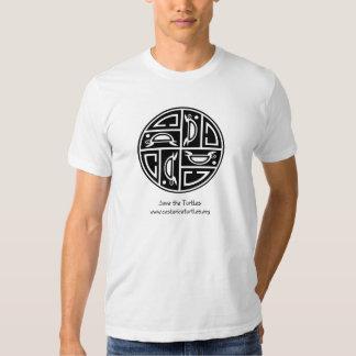 Sea Turtle Circle of Life T-Shirt