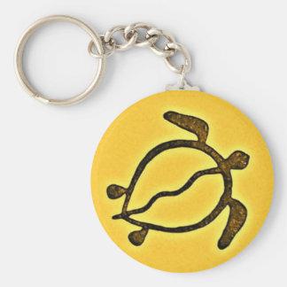 Sea Turtle Customized Keychains