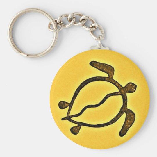Sea Turtle Customized Keychain