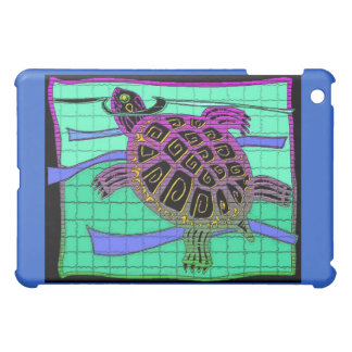 Sea Turtle Design  I pod Case Cover For The iPad Mini