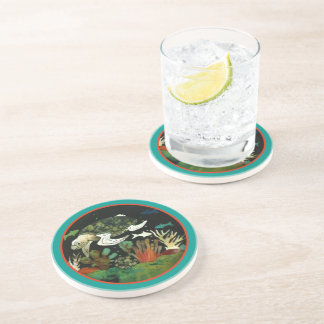 Sea Turtle Drink Coaster