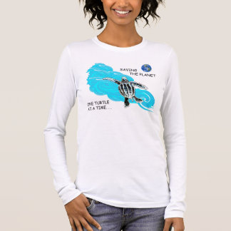 Sea Turtle First Journey Long Sleeve T-Shirt
