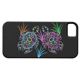 Sea Turtle Glow iPhone 5 Case