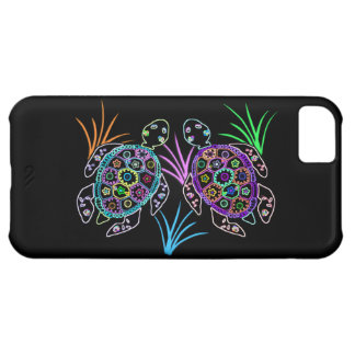 Sea Turtle Glow Case For iPhone 5C