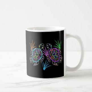 Sea Turtle Glow Coffee Mug