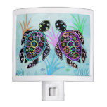 Sea Turtle Glow Night Light