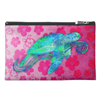 Sea Turtle Graphic Travel Accessories Bags