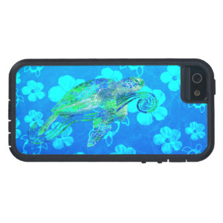 Sea Turtle Graphic iPhone 5 Covers
