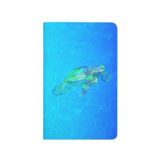 Sea Turtle Graphic Journal