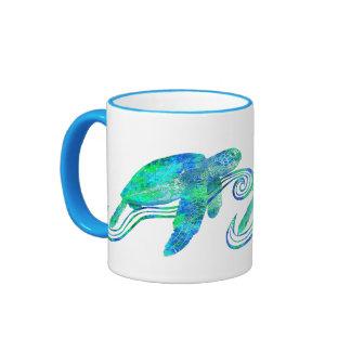 Sea Turtle Graphic Mug
