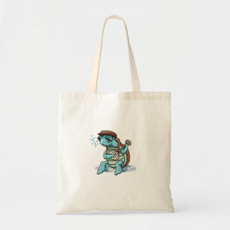Sea turtle guitarist bag