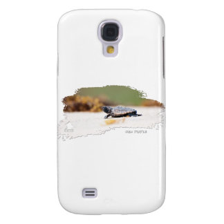 Sea Turtle Hatchling Galaxy S4 Cases
