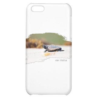 Sea Turtle Hatchling iPhone 5C Case