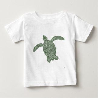 sea turtle infant shirt