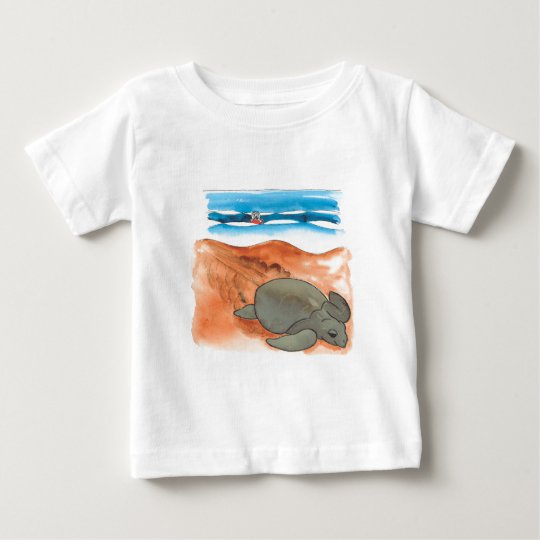 Sea Turtle Infant T Baby T-Shirt
