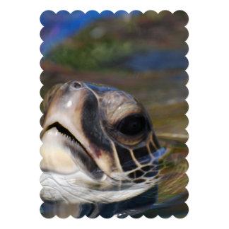 Sea Turtle Invites