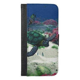 Sea Turtle iPhone 6/6s Plus Wallet Case