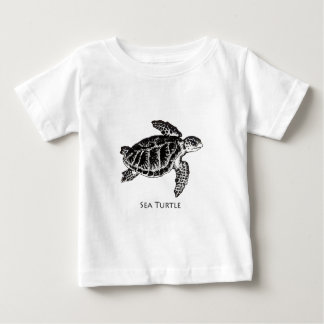 Sea Turtle (Kemp's Ridley) Baby T-Shirt