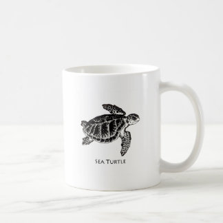 Sea Turtle (Kemp's Ridley) Coffee Mug