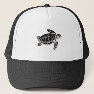 Sea Turtle (Kemp's Ridley) Trucker Hat