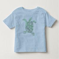 Sea Turtle Kids T-Shirts