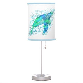 Sea Turtle Desk Lamps