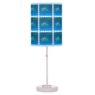 Sea Turtle Lamps