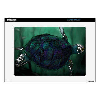 Sea Turtle Laptop Skin