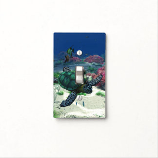 Sea Turtle Light Switch Cover