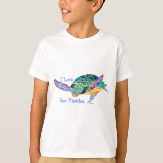 Sea Turtle Love a Turtle T-Shirt