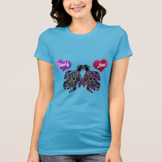 Sea Turtle Love Song T-Shirt