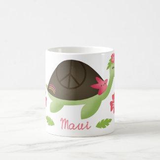 """""""Sea Turtle Maui"""" Mug"""