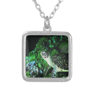 Sea Turtle Custom Necklace