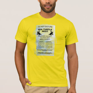 Sea Turtle Nest T-Shirt
