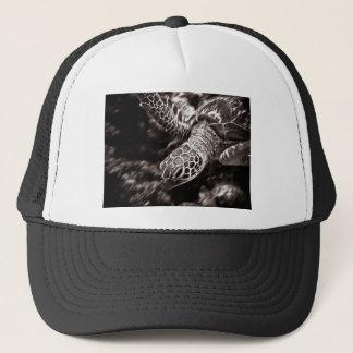 Sea Turtle on the Great Barrier Reef, Australia Trucker Hat