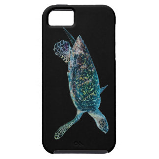 Sea Turtle on the Great Barrier Reef iPhone SE/5/5s Case