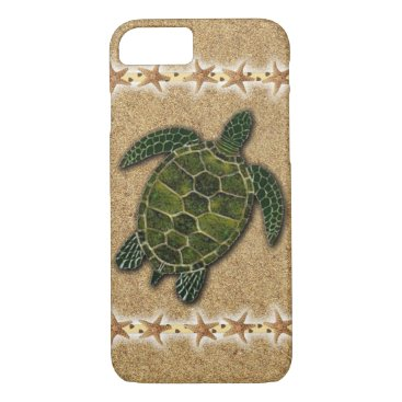 Beach Themed Sea turtle on your cell phone! iPhone 7 case
