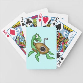 Sea Turtle Playing Cards