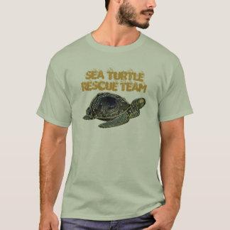 Sea Turtle Rescue Team T-Shirt