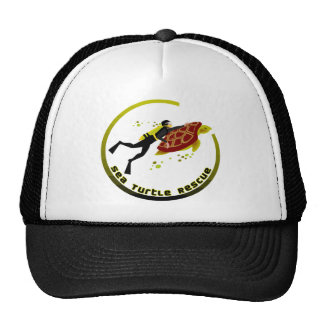Sea Turtle Rescue Trucker Hat