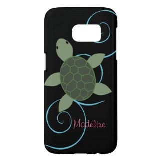 Sea Turtle Samsung Galaxy S7 Case
