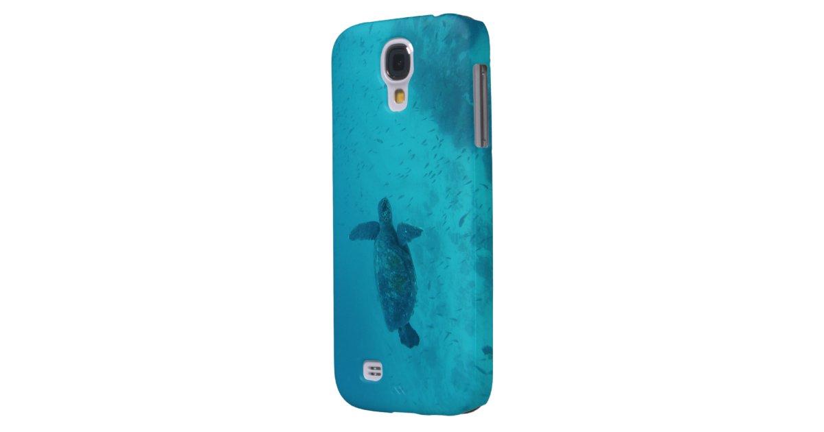 Sea Turtle Samsung S4 Case  Zazzle