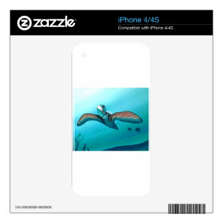 Sea Turtle Skin For The iPhone 4