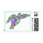 sea turtle stamps