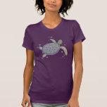Sea Turtle Swimming Shirt